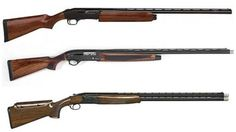 Sporting clays doesn't have to be a rich man's sport. These three shotguns that will get you into the game without breaking the bank. Mossberg's 930 All-Purpose (top) is driven by a gas system that combines gentle recoil with flawless cycling. The ported barrel further reduces recoil and prevents barrel rise for a more accurate second shot. The 28-inch vent-rib barrel comes with Accu-Set chokes for dealing with targets at any range. The stock is adjustable for drop and cast with t...