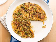 Hash Browns, Made Over Make light-yet-crispy hash browns using just a tablespoon of oil and a non-stick pan.