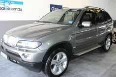 2004 BMW X5 E53 MY04 Steptronic