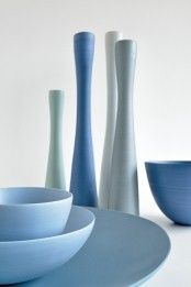 Rina Menardi - realizzazione vasi - Press photo