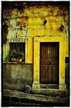 fachada / facade San Miguel de Allende by José Manuel Cajigal