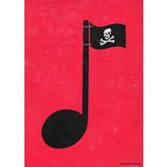 Music Piracy - (50 Mindshots on Behance)
