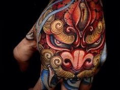 hand tattoos | Hand Tattoos for Men - Designs and Ideas for Guys