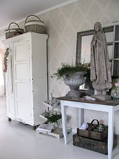 swedish country decor   Country Style Chic: Swedish Style