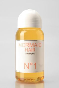 Get Ariel-level locks with this sulfate free, all natural shampoo. Smells SO good.