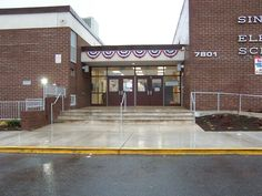 Charles Sinclair Elementary School in Manassas, Virginia.