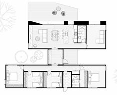 Modern house floor plans, new house plans, architecture plan, interior ar. Modern House Floor Plans, Sims House Plans, Best House Plans, Home Building Design, Building A House, Casa Patio, A Frame House, Minimalist House Design, Shed Homes