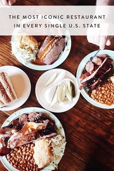 The Most Iconic Restaurant in Every Single U.S. State via @PureWow
