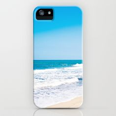 Blue Beach  Galaxy S5 Case by AC Photography - $35.00.  Available on iPhone devices also.  Check out the artist's link.