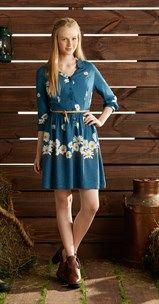 Vestido Margaridas II