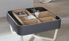 Židle a stoly   nábytek LE BON Bassinet, Cofee Tables, Magazine Rack, Storage, Bed, Projects, Furniture Design, Home Decor, Purse Storage