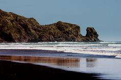 Bethell's Beach, West Auckland. By Geeta Uka
