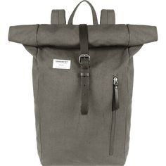 Sandqvist Dante Rolltop Backpack | Grey