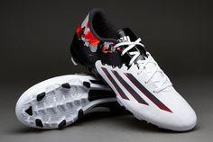 newest 99d18 d715a Buty adidas Messi Pibe De Barr10 10.3 FG - Biały Granit Szkarłatny