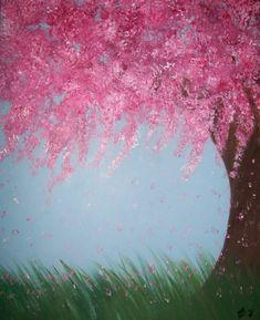 Cherry Blossom Tree by ZoeyElen.deviantart.com on @deviantART