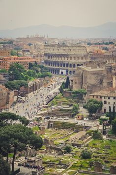 Rome, Italy by Alex Cocian