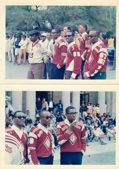 BX brothers wearing classic Kappa Sweaters in 1968.