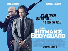 The Hitman's Bodyguard tells the story of a bodyguard, played by Ryan Reynolds, who recruits a new client, a hit man and his former enemy. Here you can watch more dual audio movies without registration and any interruption.