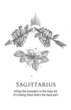 Tattoo frauen sternzeichen steinbock 52 Ideas for 2019 Sagittarius Astrology, Sagittarius Quotes, Sagittarius Tattoo Designs, Capricorn Tattoo, Tatoo Art, I Tattoo, Zodiac Art, Zodiac Signs, Tattoo Ideas