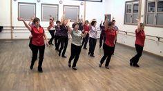 5,6,7,8 - Line Dance