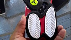 e1e00c7f4d1a 2014 Jordan 13 Grey Toe Early Review YouTube