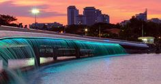 HCMC -  Starlight Bridge in Phu My Hung  #SaffronTravel #Vietnam #MICE #Travelmediate
