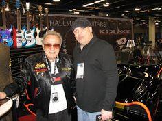BATMAN! Steve Blevins and George Barris