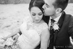 How to Photograph a Tall/Short Couple - Jasmine Star Blog