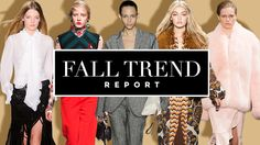 Pretty in Pink: FALL TREND REPORT