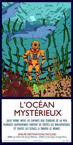 L'ocean Mysterieux