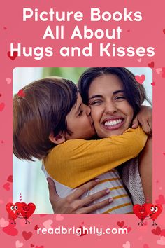 Tackling everything from hugs that turn the day around to creative ways to send hugs and kisses to understanding how to respect body boundaries, these books are perfect to read while snuggling up with your favorite little reader. Big Kiss, Read Aloud Books, Need A Hug, Forest Friends, High Five, Hug Me, New Friends, Snuggles, Feel Better