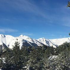 Val d'Aran, la esencia de los #Pirineos #VernedaMountainResort #ecofriendly #valledearan #winter