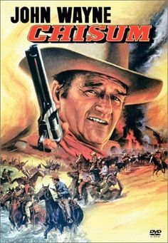 Directed by Andrew V. McLaglen. With John Wayne, Forrest Tucker, Christopher George, Ben Johnson. Cattle baron John Chisum joins forces with Billy the Kid and Pat Garrett to fight the Lincoln County land war.