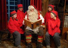 Du lịch Bắc Âu - Nhiều người (đặc biệt là trẻ em) cho rằng Ông già Noel sống và làm việc ở Bắc Cực. Nhưng không, ông sống trong một ngôi làng nhỏ ở đất nước Phần Lan xinh đẹp…