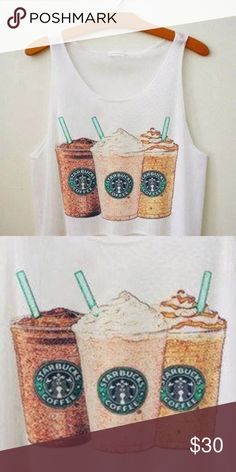 XS/S Starbucks coffe