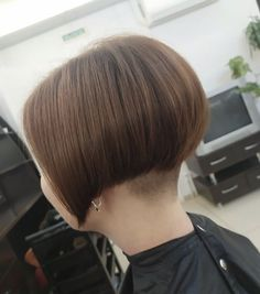 Shaved Nape, Amazing Hair, Bobs, Shaving, Haircuts, Cool Hairstyles, Hair Styles, People, Photography