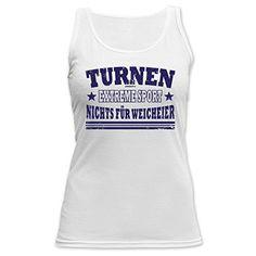 Damen Turn T-Shirt / Tank Top Turnsport : Turnen Exreme Sport - Goodman Design…