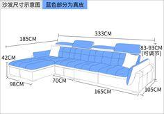 Купить Кожаный диван Di Pu в интернет-магазине с Таобао (Taobao) из Китая, низкие цены | Nazya.com Couch, Furniture, Home Decor, Decoration Home, Room Decor, Sofas, Home Furniture, Sofa, Interior Design