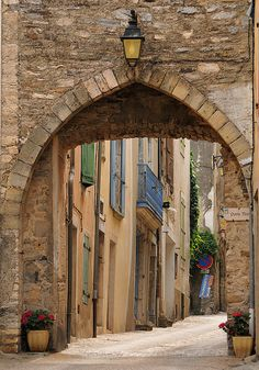 Olargues, Languedoc | France...
