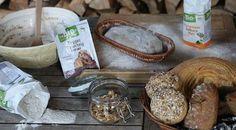 Ako upiecť kváskový chlieb. Postup krok za krokom Dairy, Cheese, Food, Rye, Essen, Meals, Yemek, Eten