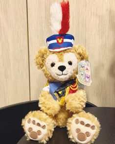 New The Tokyo Disney Resort Bear Duffy 35th Anniversary Headband Party Costume