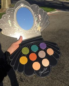 """3,219 Likes, 237 Comments - SauceBox cosmetics (@sauceboxcosmetics) on Instagram: """"Here SHE IS ❤MERMAID LIFE PALETTE: packing 9 full size 4g+ shades 2 of with are highlights,…"""""""
