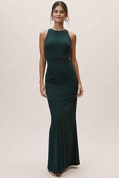4b441b571d7 Anthropologie Nira Wedding Guest Dress Green Wedding Guest Dresses
