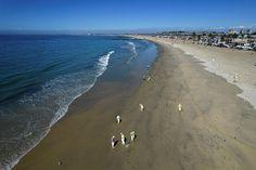 Ship's anchor may have caused massive California oil spill Southern California Beaches, Long Beach California, Environmental News, Ship Anchor, Daily Water, Sea Level Rise, Oil Spill, Natural Resources, Newport Beach