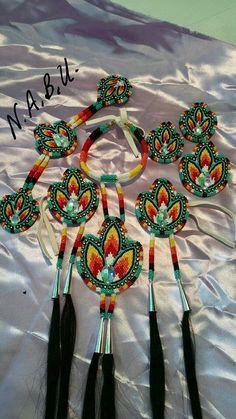 Beadwork set