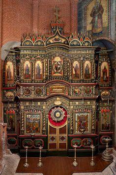 Россия.Москва.Покровский собор (Храм Василия Блаженного)- Saint Basil's Cathedral.