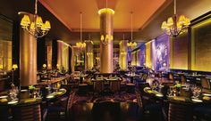 ARIA Resort & Casino  Chef Shawn McClain helms Sage restaurant, one of 15 dining options on the property.