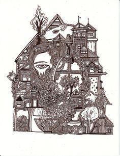 treehouse by megan_n_smith_99, via Flickr