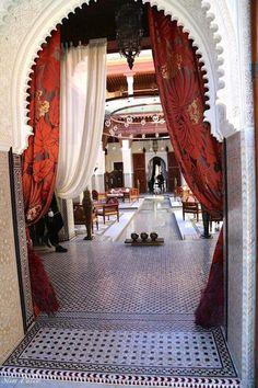 Arquitectura Marroqui