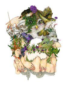 illustration by fumi mini nakamura